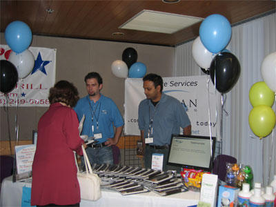 Foothills Community Business Expo 2006 Was A Success