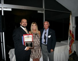 Caspian Services recognized by the Chamber as the Business of the Year