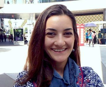 Yvette Ghahremanian