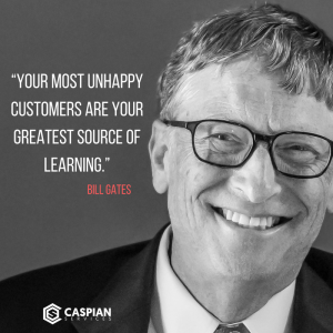 10 Inspirational Business Quotes from Self Made Millionaires -Quote Bill Gates