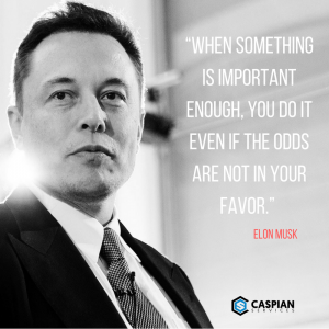 10 Inspirational Business Quotes from Self Made Millionaires - Quote ELON MUSK