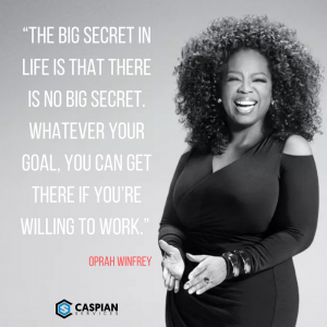 10 Inspirational Business Quotes from Self Made Millionaires - Quote Oprah Winfrey