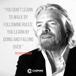 10 Inspirational Business Quotes from Self Made Millionaires -Quote Richard Branson