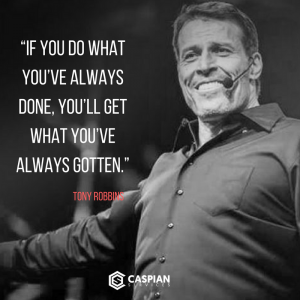 10 Inspirational Business Quotes from Self Made Millionaires -Quote Tony Robbins