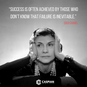 10 Inspirational Business Quotes from Self Made Millionaires -Quote coco chanel